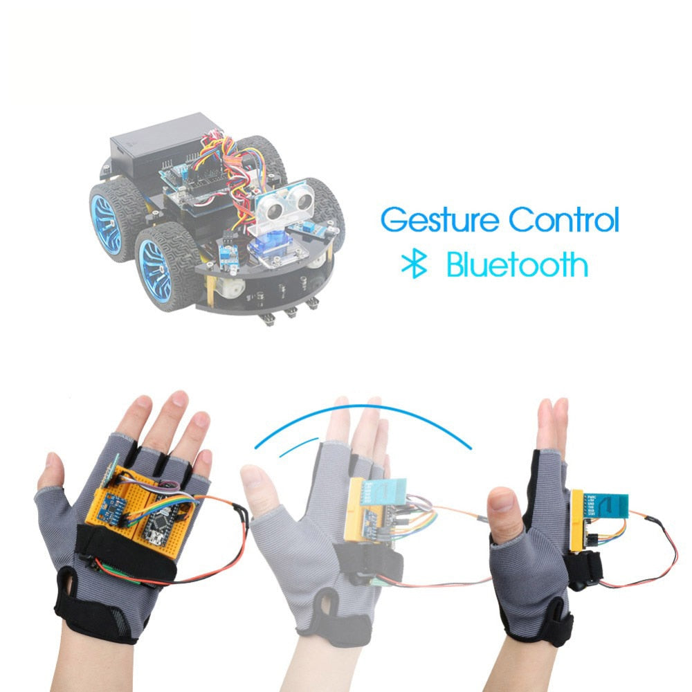 Gesture-Motion Starter Kit for Arduino Nano V3.0