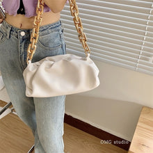 Load image into Gallery viewer, Soft Leather Hobo Bag