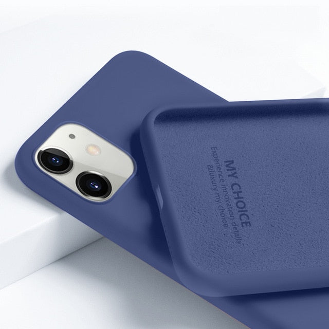 Soft Silicone iPhone Case / Cover