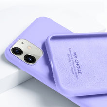 Load image into Gallery viewer, Soft Silicone iPhone Case / Cover