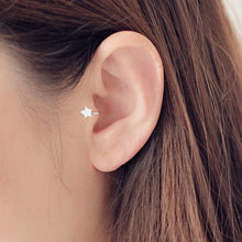 Load image into Gallery viewer, Zircon Chic Non Piercing Clip Earing