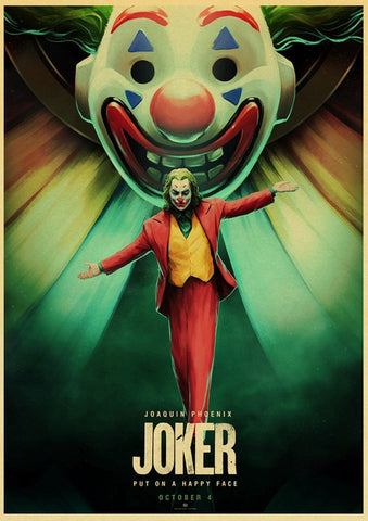 Poster Joker Spectacle - 30cmX42cm