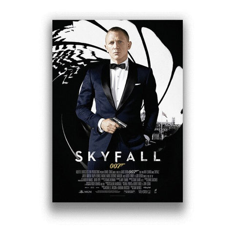 Poster James Bond Skyfall - 50x70cm