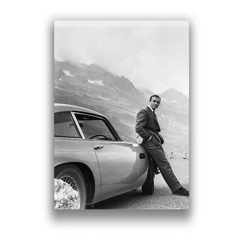 Poster James Bond Sean Connery - 40x60cm