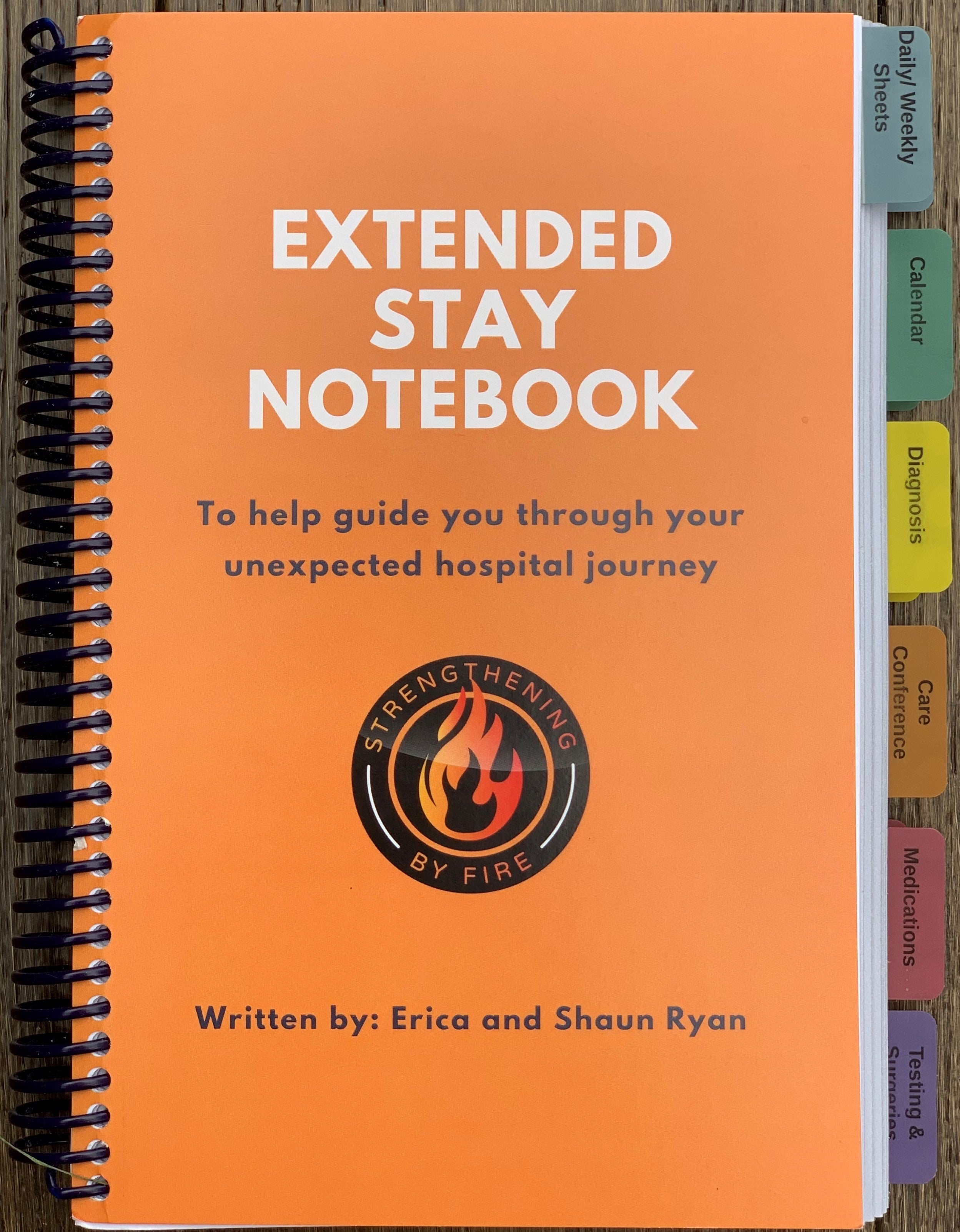 Extended Stay Notebook