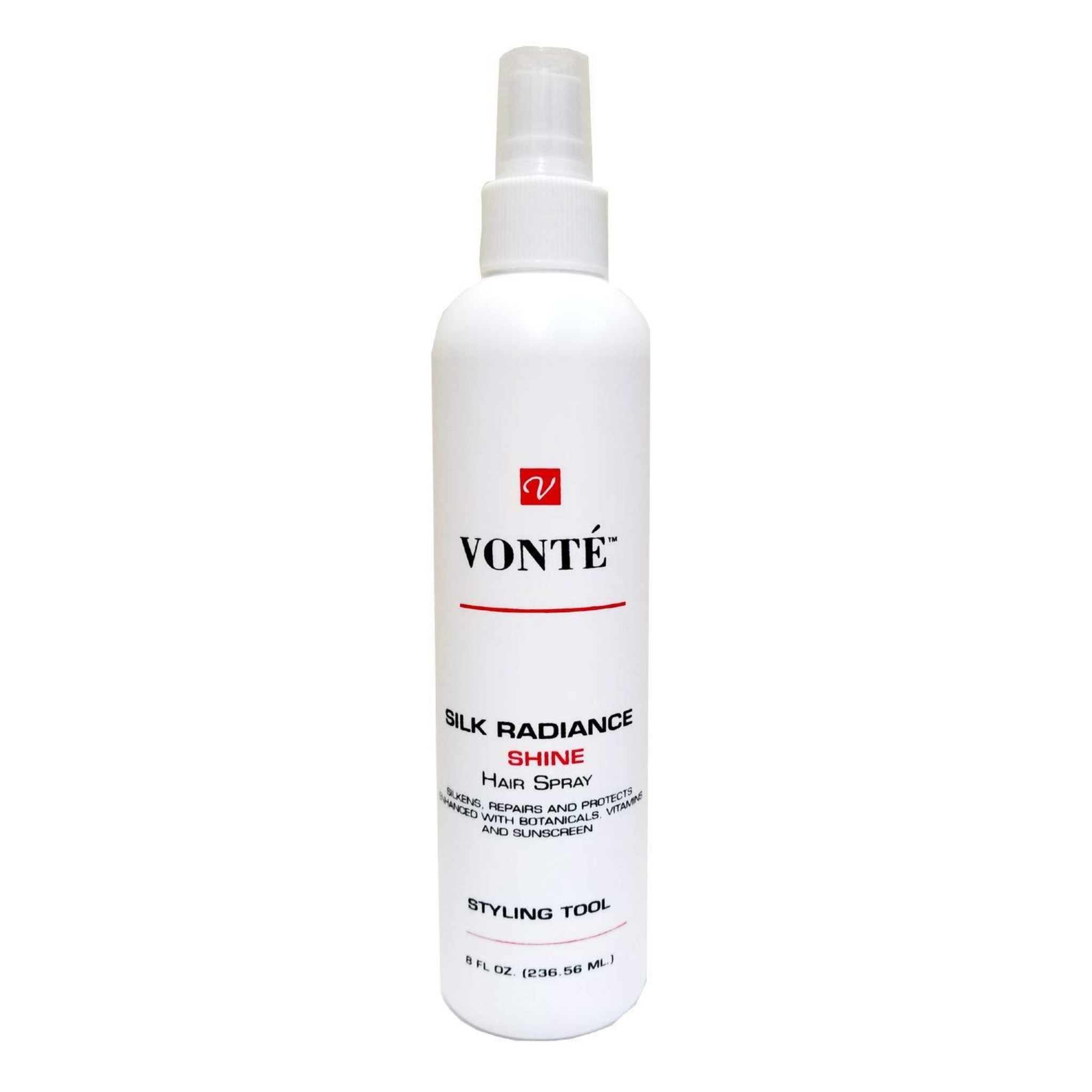 Vonte Silk Radiance Shine Spray
