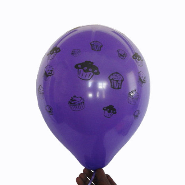 Happy Birthday Helium Latex Balloons