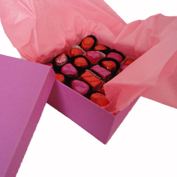 Gift Box with Handmade Belgian Chocolates (x 44)