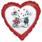 Disney licensed 'Mickey and Minnie Mouse' Helium Foil Balloons