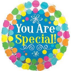 'YOU are SPECIAL' Helium Foil Balloon