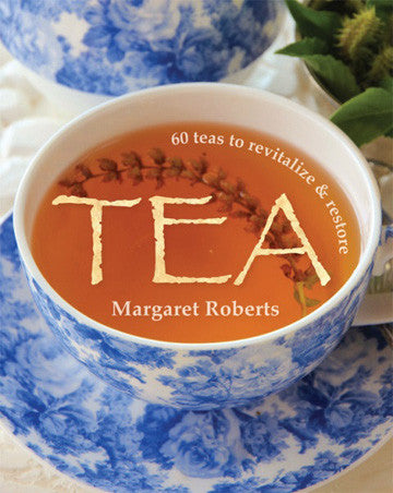 For ANY tea lover! Coffee table book on 60 teas to revitalize and restore...