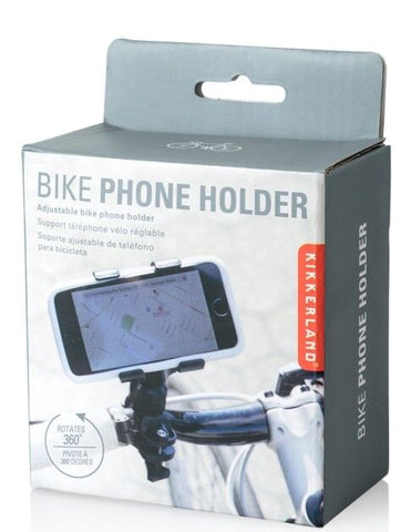 Adjustable Bike Phone Holder (in a gift bag with tissue and satin bows)