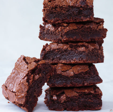 Brownie Points .... Decadent and Divine Individually Sealed Chocolate Brownies