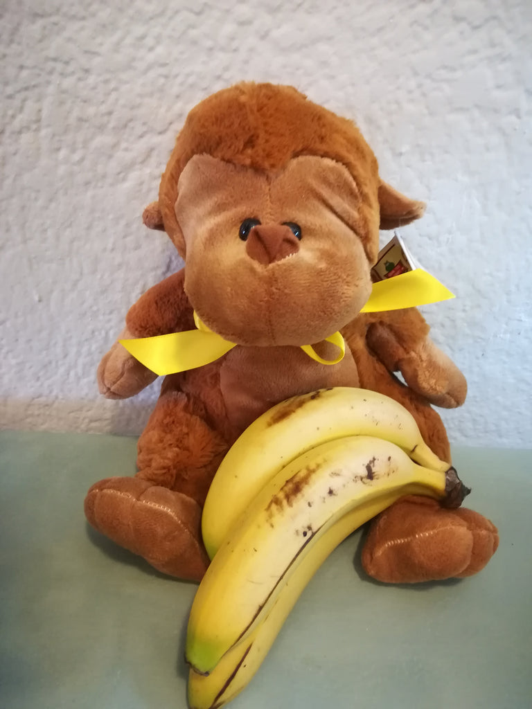 I am simply APE (Bananas) over you!
