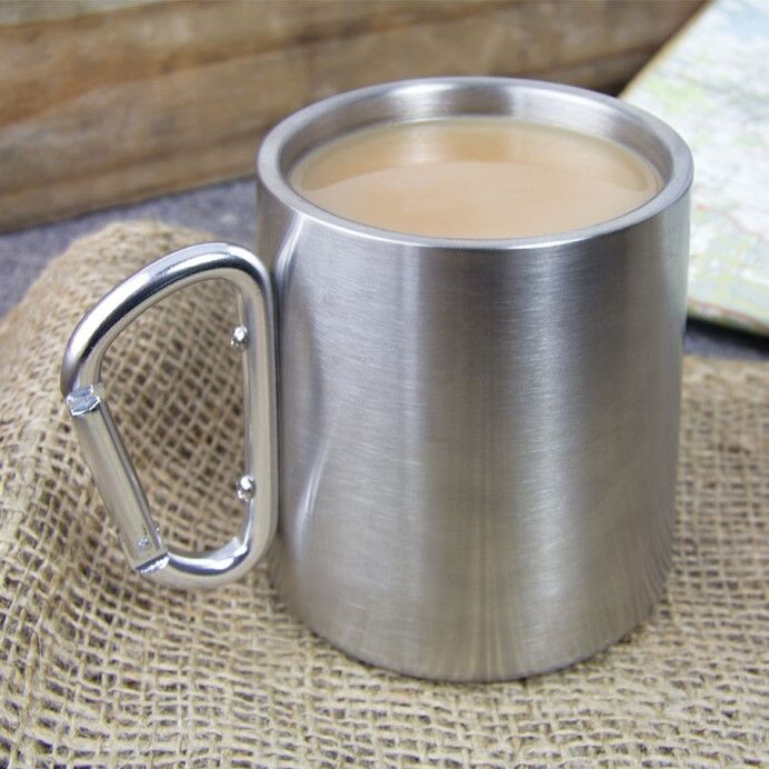 Scott Lawson Karabiner Mug for Hikers
