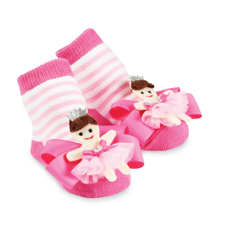 Princess Toe Sock Shoes!