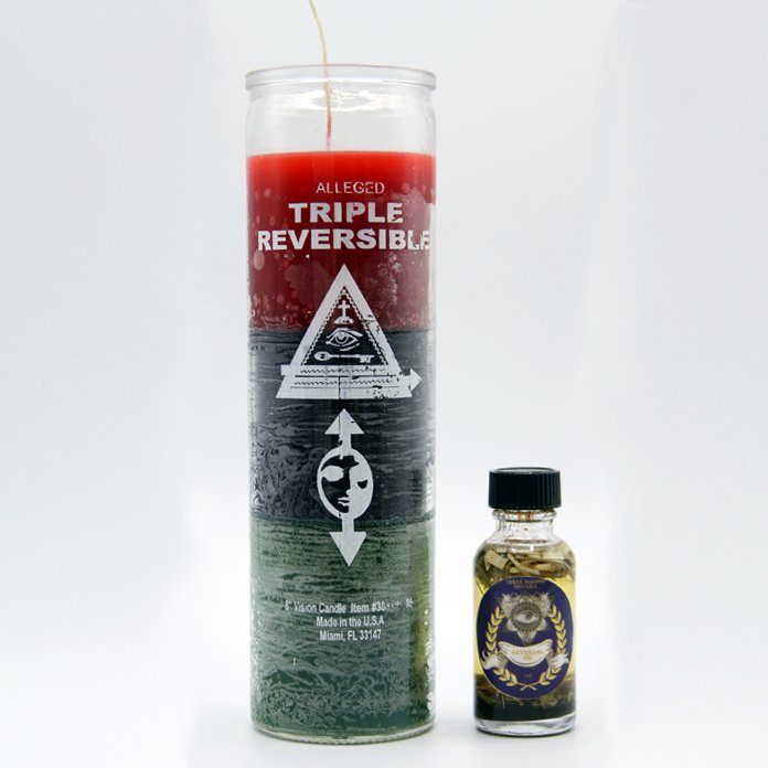 Reversible 7 Day Candle
