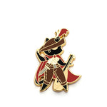 Bard Class - RPG Black Cat - Hard Enamel Pin