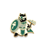 Cleric Class - RPG Black Cat - Hard Enamel Pin