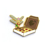 Pizza Fairy - Hard Enamel Pin