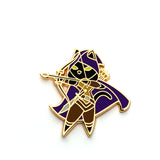 Ranger Class - RPG Black Cat - Hard Enamel Pin