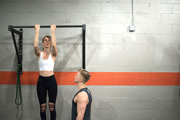 I SPENT THREE MONTHS TRAINING FOR A PULL-UP—HERE'S WHAT HAPPENED