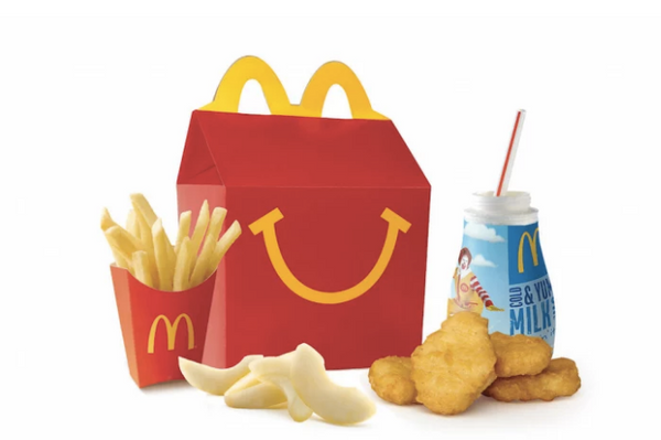 Is McDonald's A Healthy Place For Kids To Eat Now?