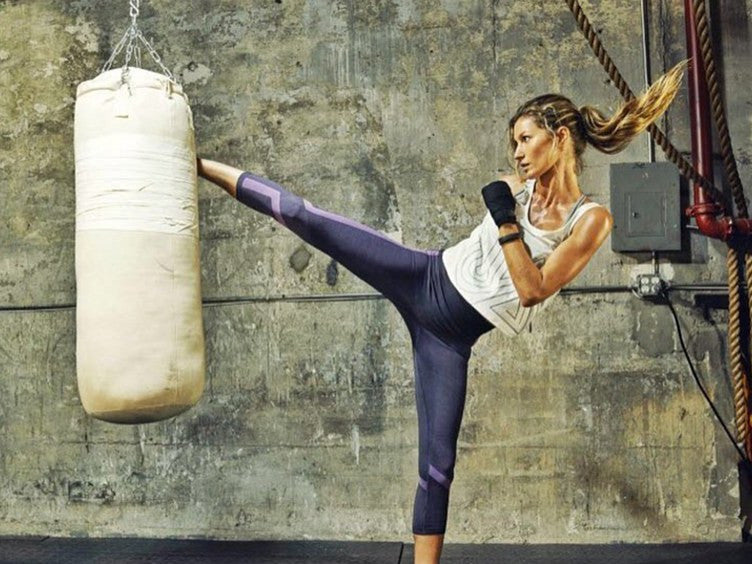 Why So Many Models, Like Gisele Bündchen, Are Obsessed With Boxing