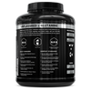 Unflavored Whey Protein Isolate (+Glutamine) - Container Tub Label, 5 LB Container