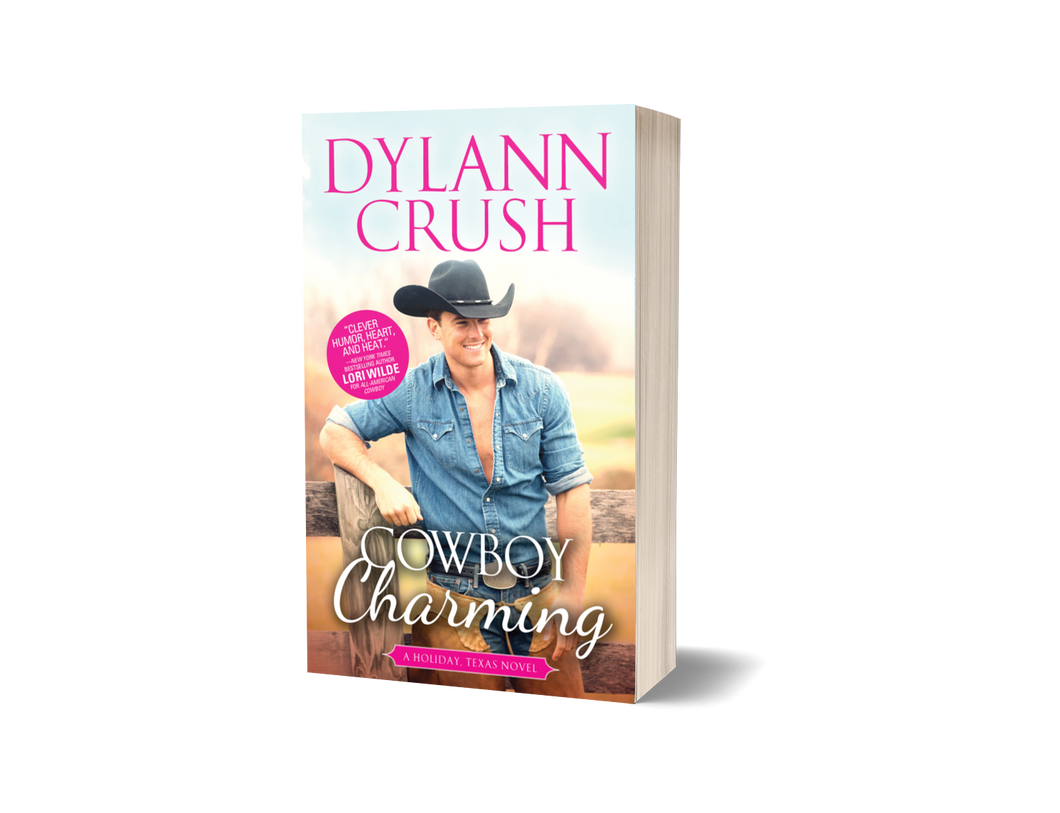 Signed copy of Cowboy Charming