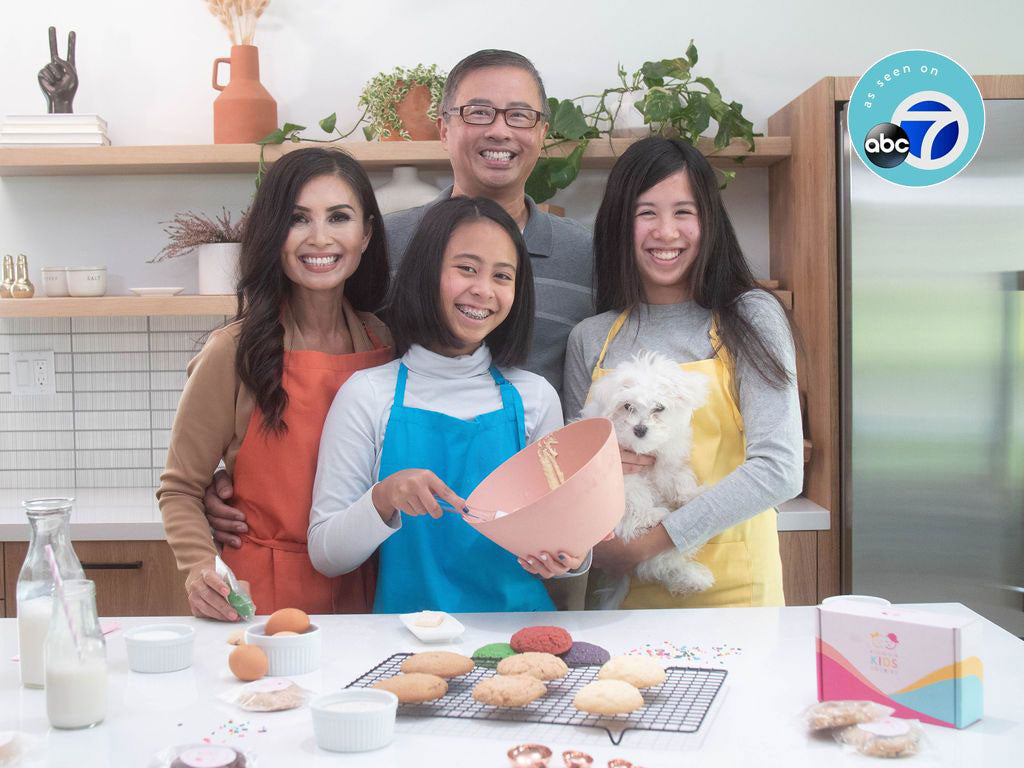 The Yap Family as seen in abc7