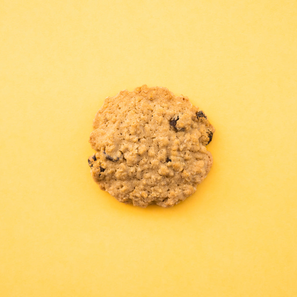 Oatmeal Raisin: One Clever Cookie
