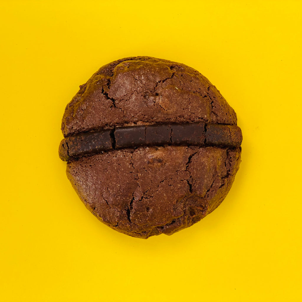 Double Double Chocolate Chip: One Brave Cookie