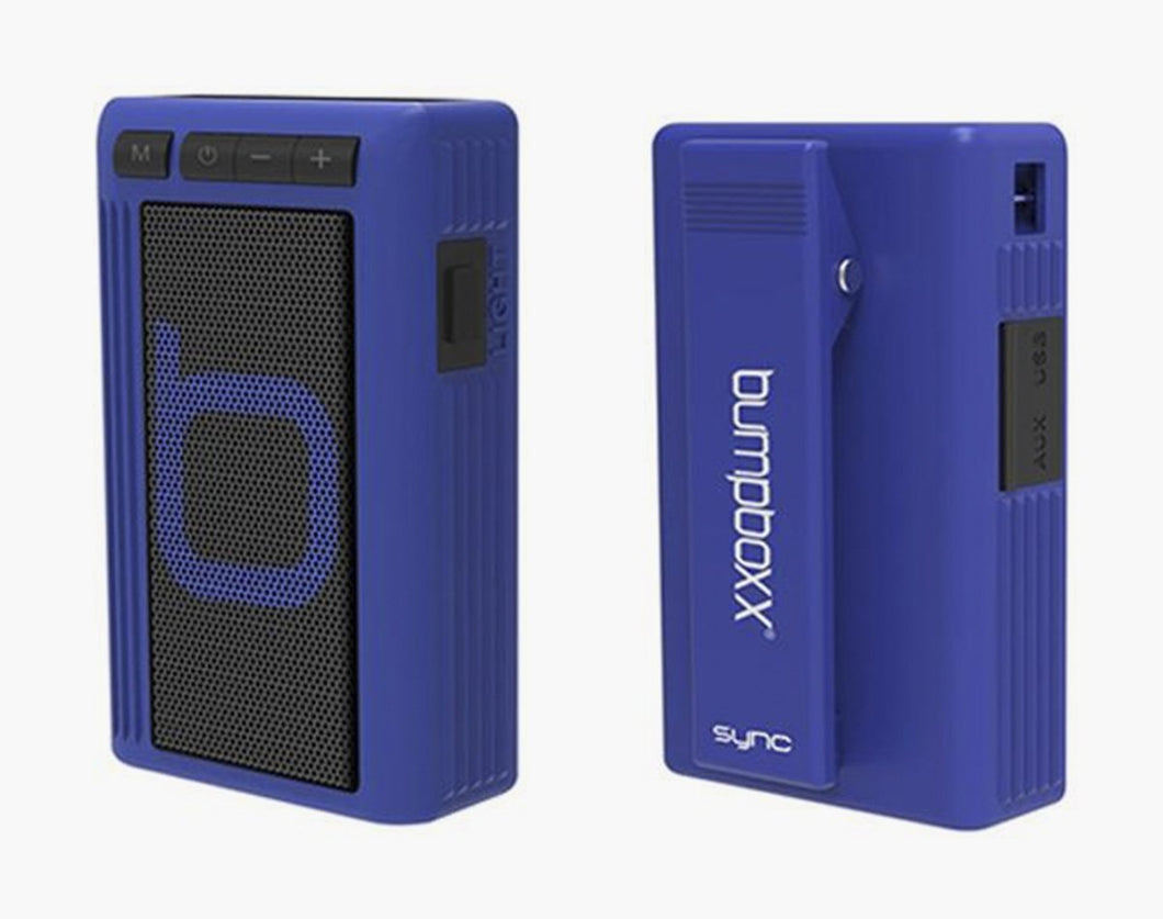 BLUE Retro Pager Bluetooth Speaker