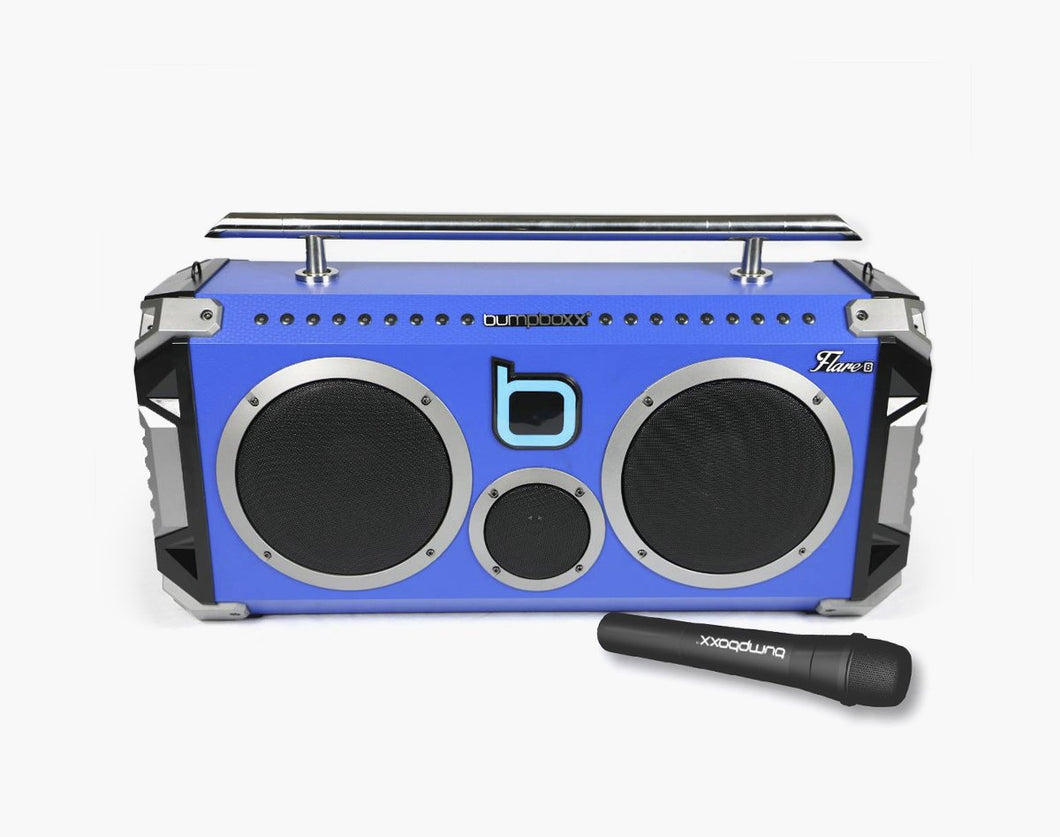 BLUE Flare8 Bluetooth Boombox