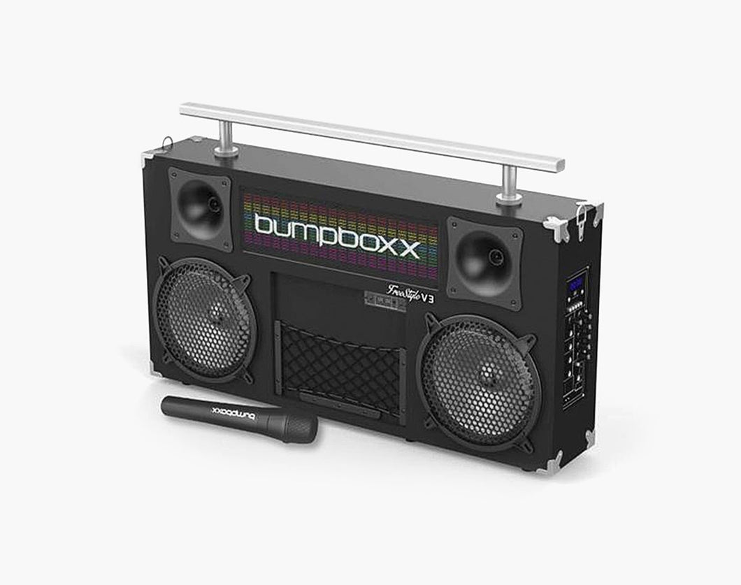 BLACK Freestyle V3S Bluetooth Boombox