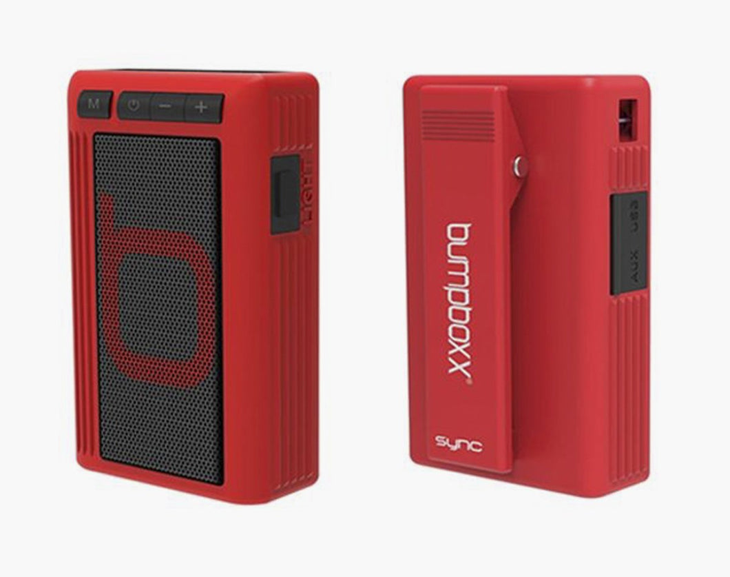 RED Retro Pager Bluetooth Speaker