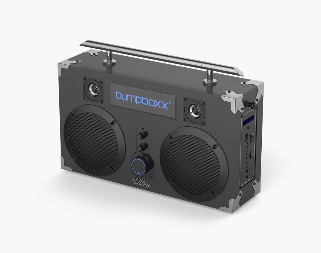 BLACK Ultra Bluetooth Boombox