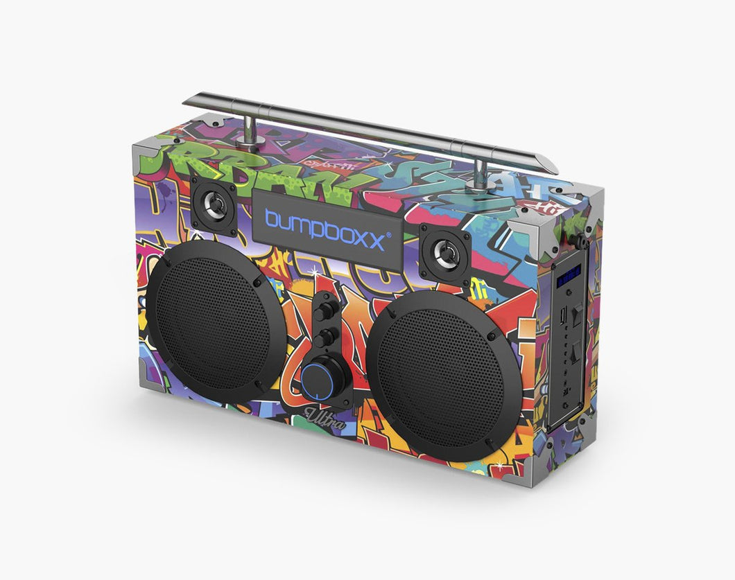 GRAFFITI Ultra Bluetooth Boombox