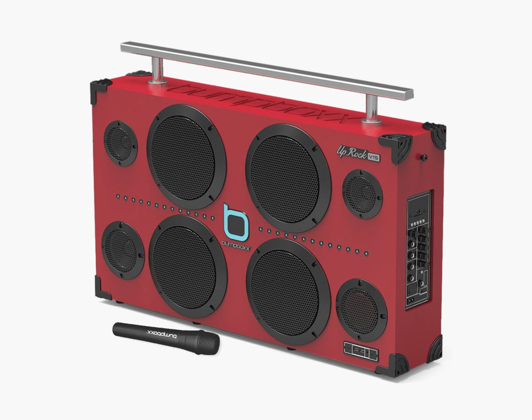 RED Uprock V1S Bluetooth Boombox