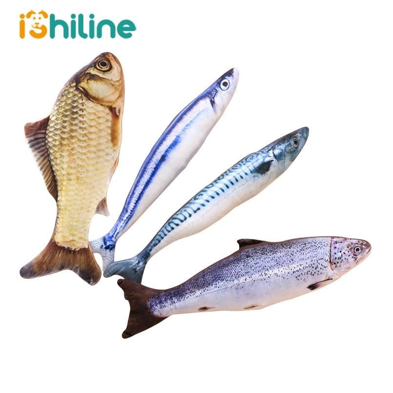 BİONİC Swimming REALISTIC LOOKING CAT FISH TOY LURE(Free Shipping)