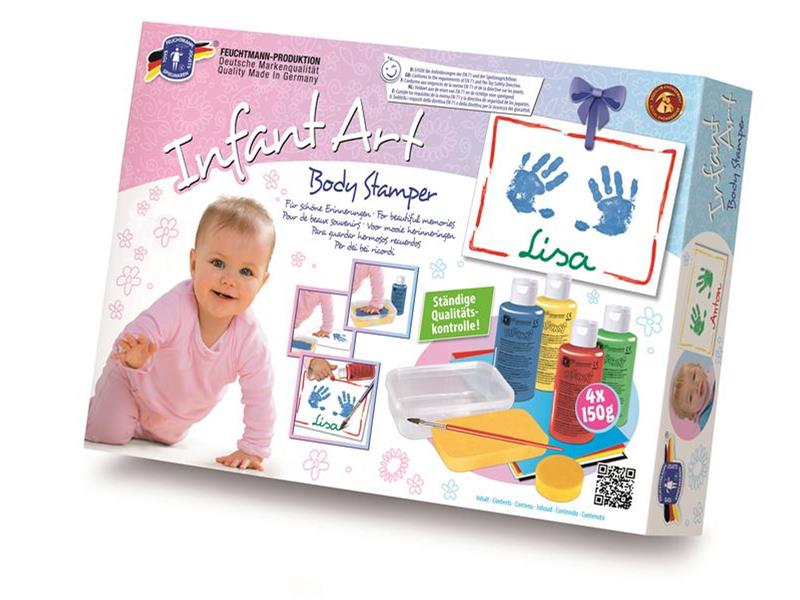 Feuchtmann Infant Art Body Stamper