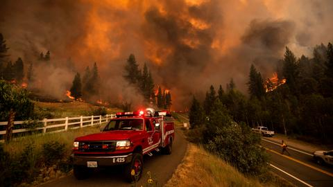 wildfire usa toxic air pollution