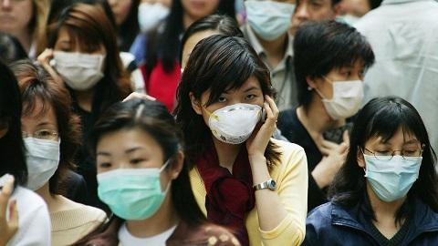 people wearing surgical masks