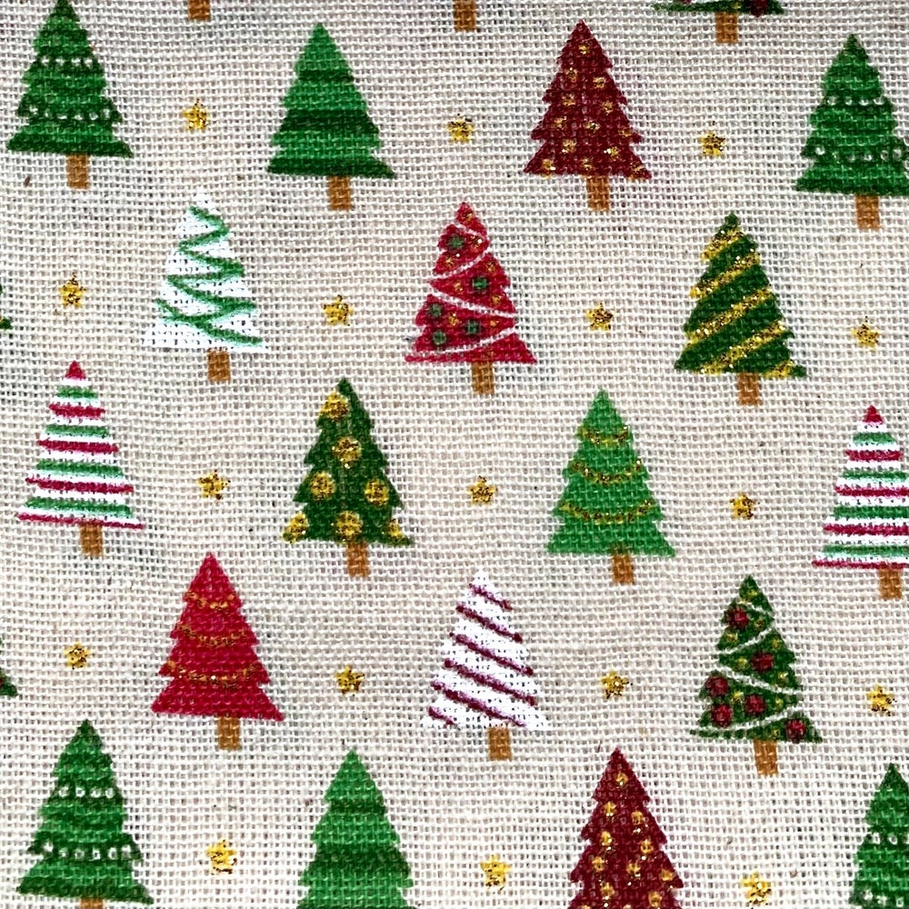 Fabric Face Mask (Oh Christmas Tree!)