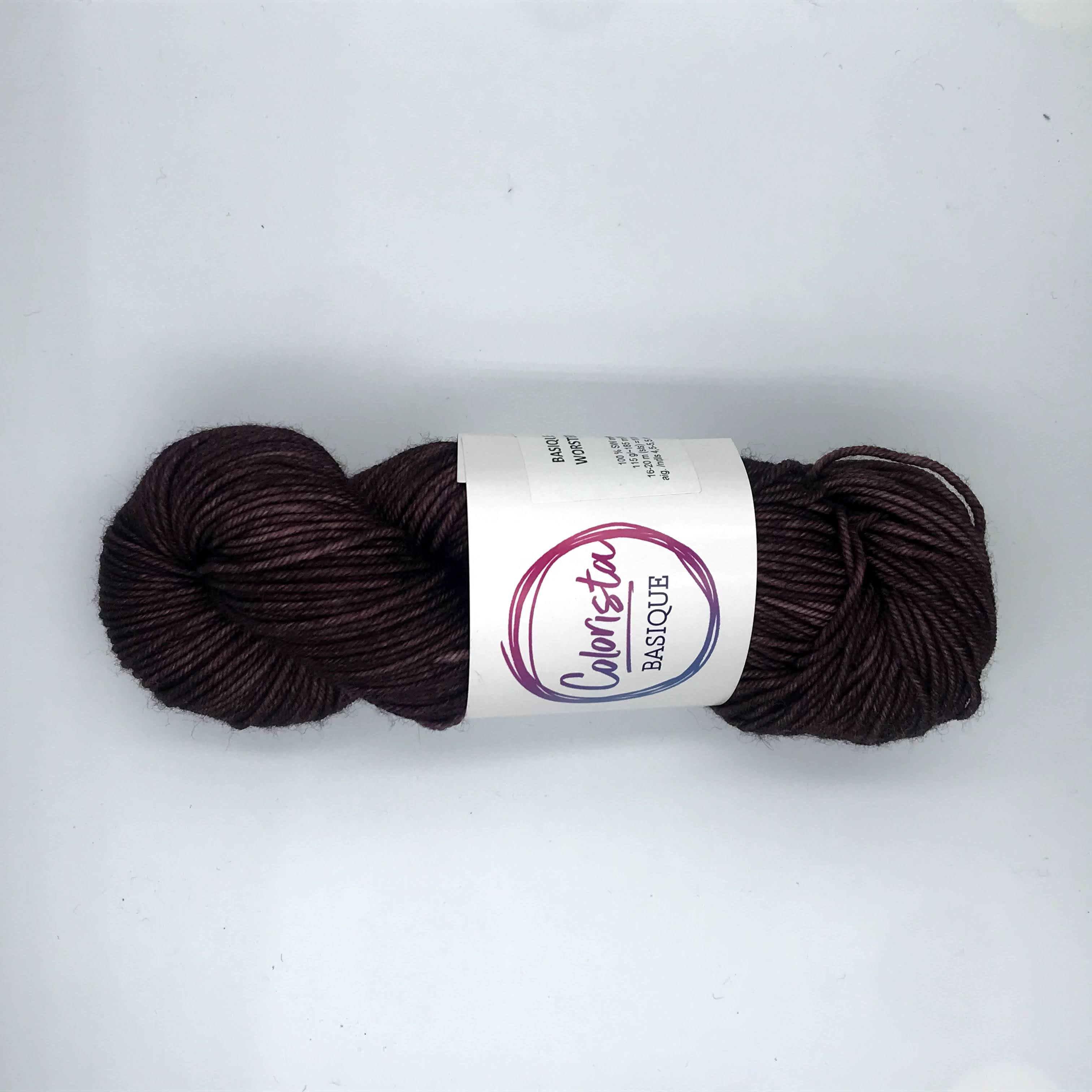 Colorista, Worsted basique