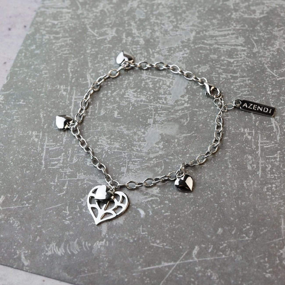 Heart of Yorkshire Heart Bracelet