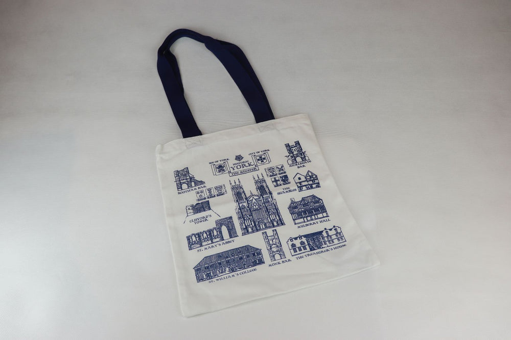 Temple Island Heritage York Tote Bag