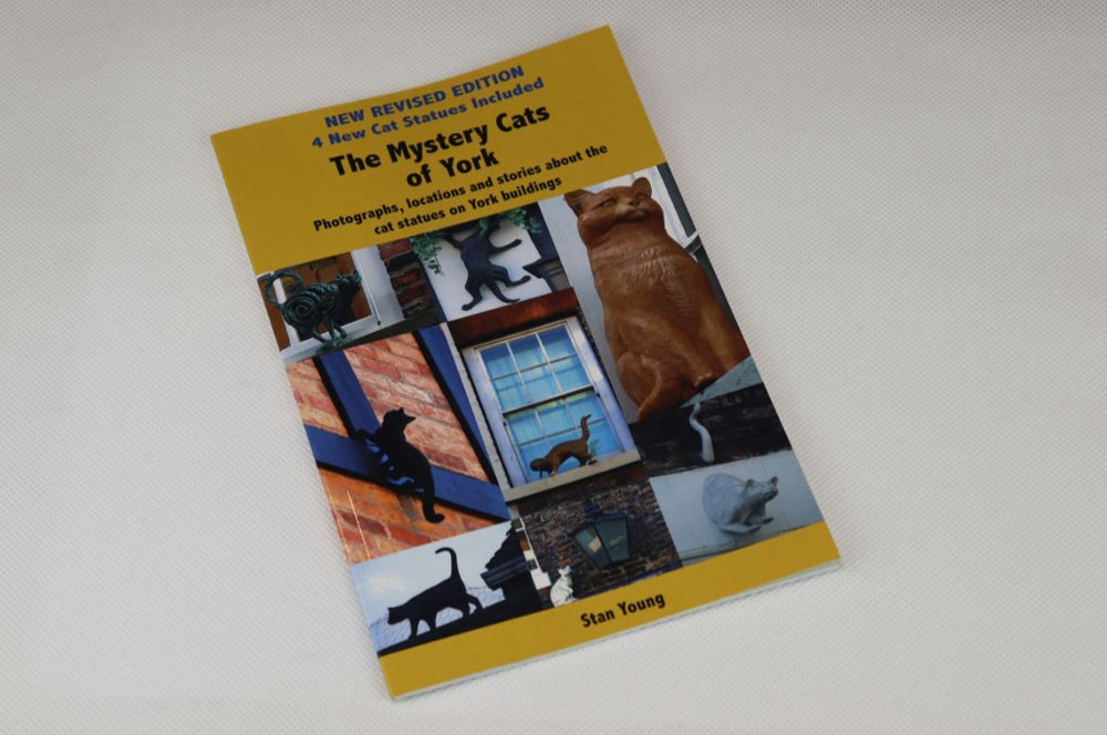 Mystery Cats Of York (New Edition)- Stan Young