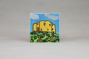Load image into Gallery viewer, Questoe Ceramic York Coasters - Clifford's Tower